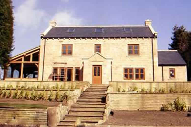New House Build Killinghall Harrogate-1