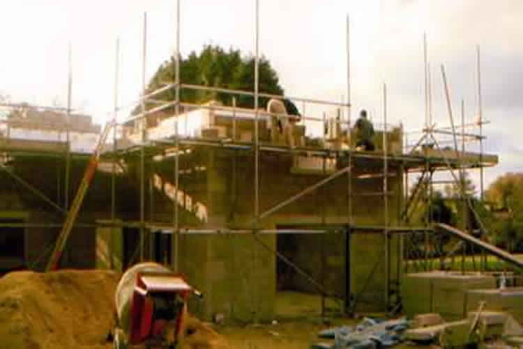 New House Build Killinghall Harrogate-3