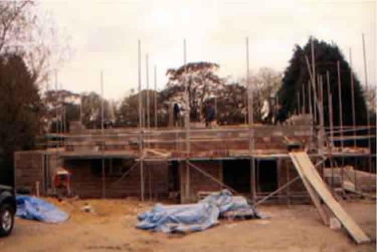 New House Build Killinghall Harrogate-4