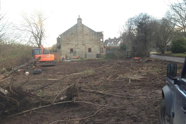 New House Build Menston -1