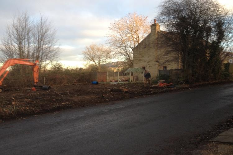 New House Build Menston -2