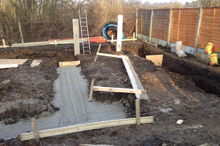New House Build Menston -3