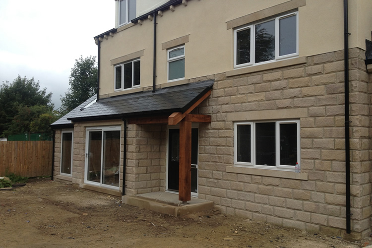New House Build Menston -4