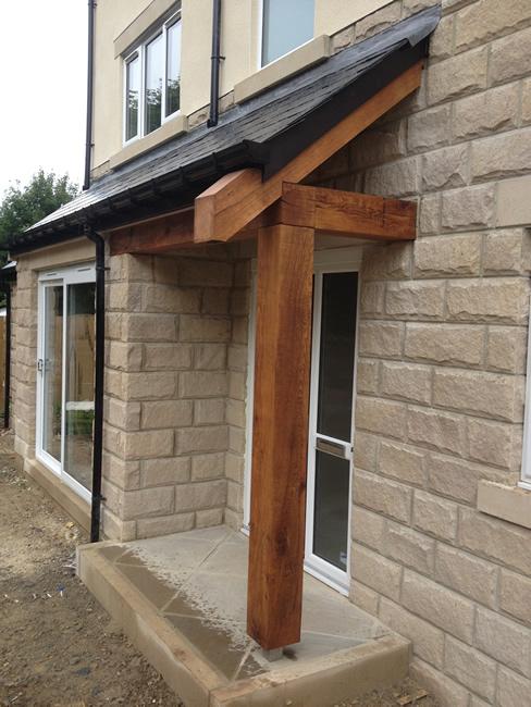 New House Build Menston -5